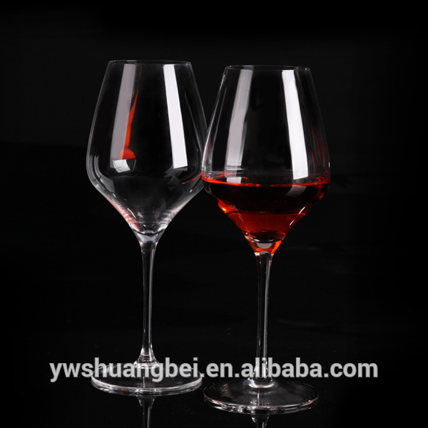 Gruthannel High Quality Handmade Crystal Red Wine Glass