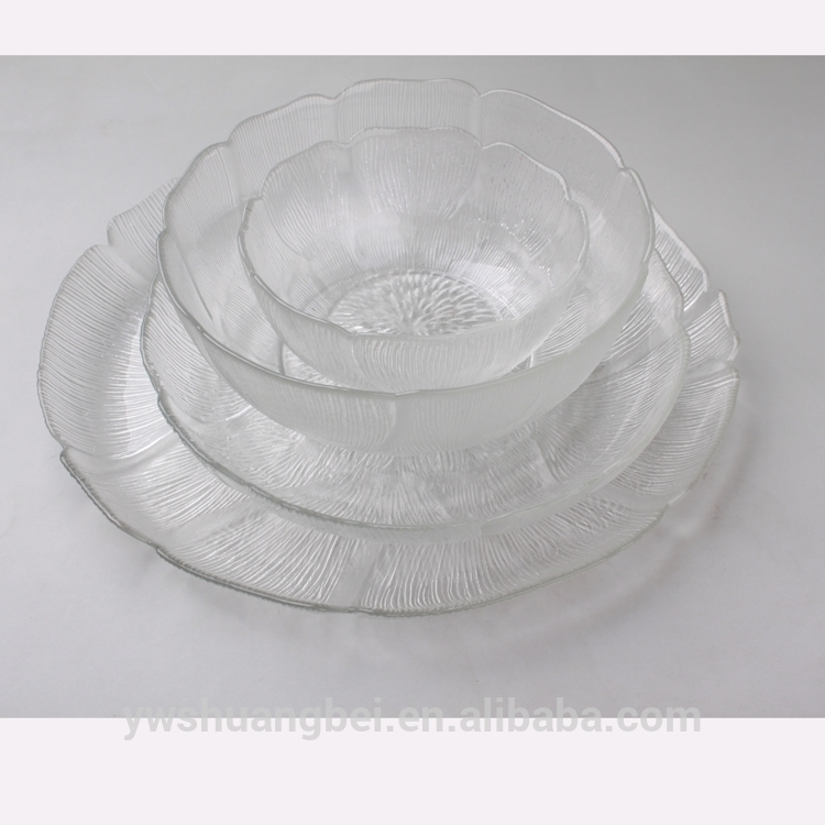 Hot selling soup bowls and plates with low price