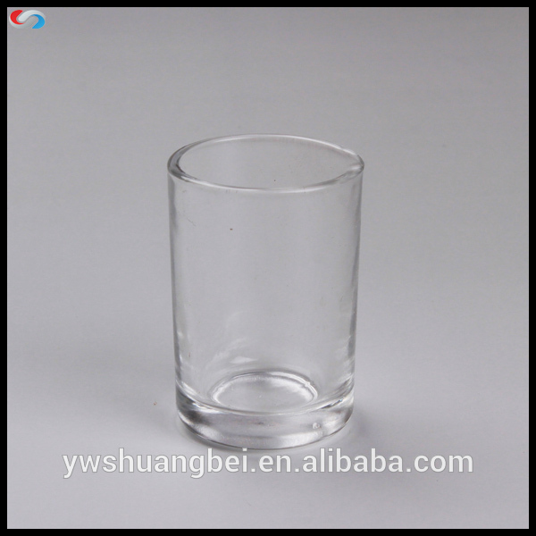 Highball Shot glass, Cylinder Clear drinking Shot Glass glass tumbler