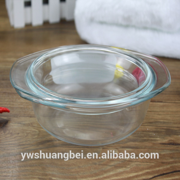 Heat Resistant Microwave Oven Glass Bowl &Glassware