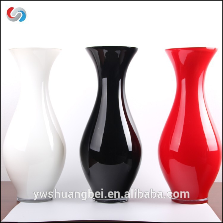 Promotion Handblown High quality Launin Cheap Glass vases Ga Ado