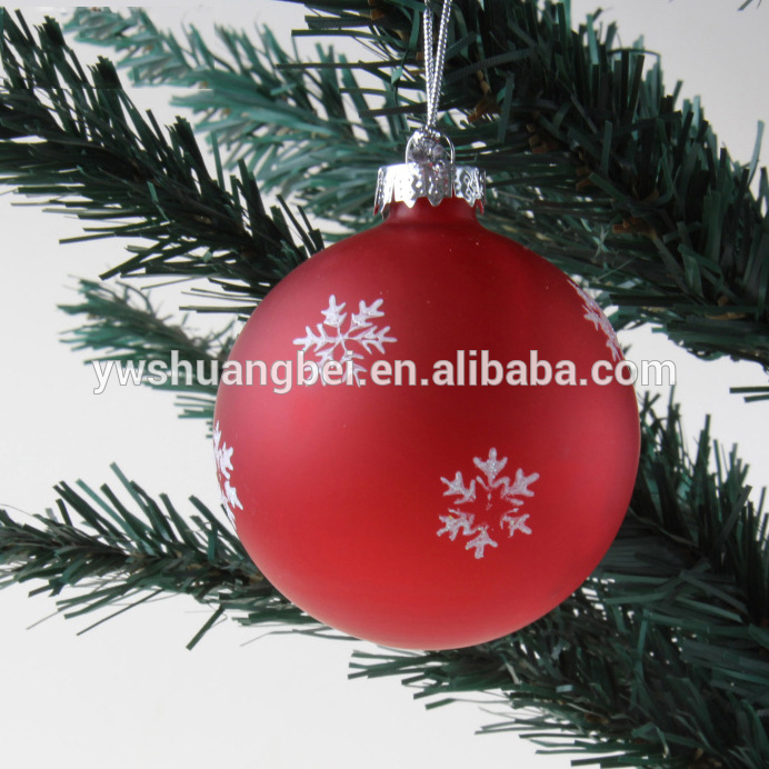 Wholesale Cheapest Wedding Christmas Decoration Glass Hanging Ball