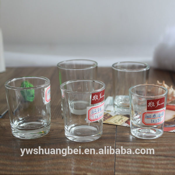 2016 High Quality 2oz Glass Shot Glass For Promotion Glassware